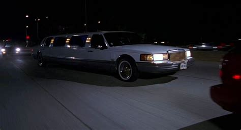 imcdborg  lincoln town car stretched limousine