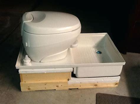 Rv Cassette Toilet Shower by Shower Cassette Toilet Shower Combination Unit Image