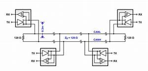 Galvanically Isolated Can Bus Transceivers Protect