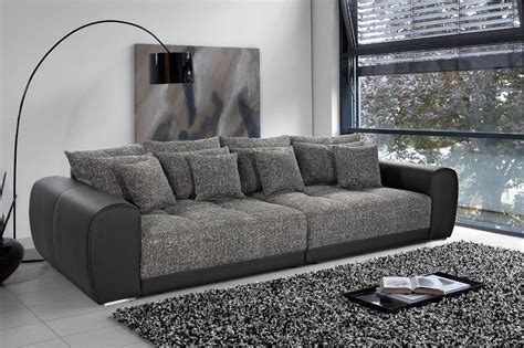 canape 3 places design canap 233 3 places design noir gris fonc 233 royal