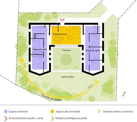 plan maison 5 chambres plain pied plan maison plain pied avec 5 chambres ooreka