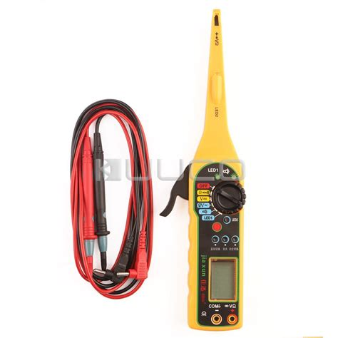 Auto Circuit Tool Line Electricity Detector Multimeter