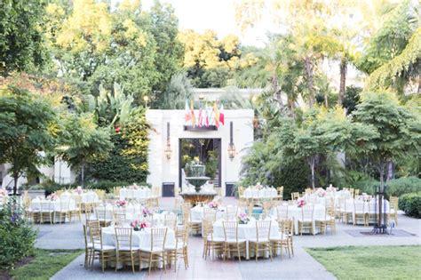 los angeles river center  gardens wedding los angeles