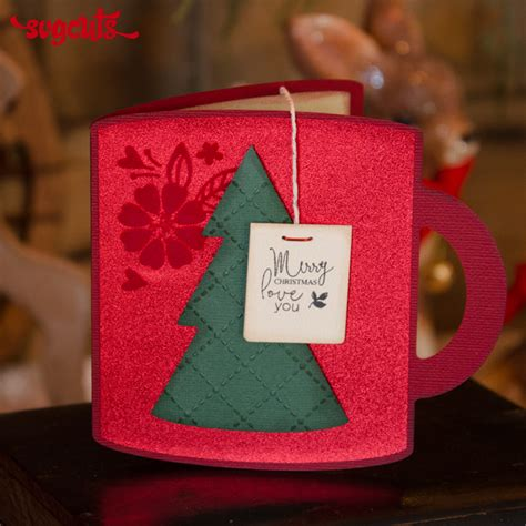 Silhouette cameo or cricut (or a craft knife and patience) my free christmas card cut files (click to here to download the svg, png, studio, and dxf files in a zip file. Free SVG File - 11.09.16 - Christmas Mug Card with ...