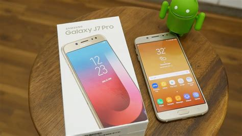 Samsung Galaxy J7 Pro Unboxing & Overview  Pricing Jus