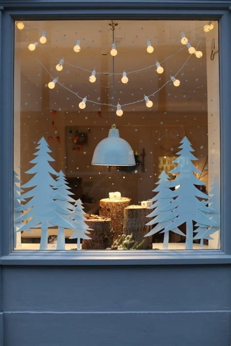 Fensterdeko Weihnachten Selbst Gemacht by Basteln F 252 R Weihnachten 42 Tolle Ideen Mit Anleitung F 252 R