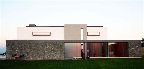 hilltop home  thessaloniki greece  office  architects