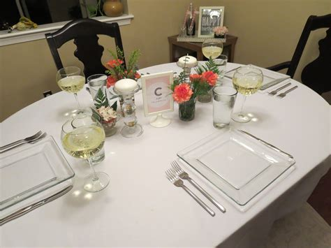 simple table setting for dinner dinner party e2 80 93 la vie de brie table setting clipgoo