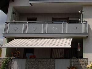 Balkongeländer Pulverbeschichtet Anthrazit : edelstahlgel nder mit glas und alu rettner ziegler ~ Michelbontemps.com Haus und Dekorationen