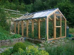 Gewächshaus Aus Plexiglas : gartenpavillon selbst bauen gartenpavillon selber bauen ~ Lizthompson.info Haus und Dekorationen