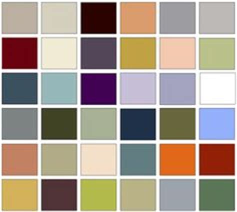 deco colours used wall paint colors interior exterior doors miniatures projects to try
