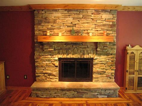 ideas fireplace with beautiful mantel decorating