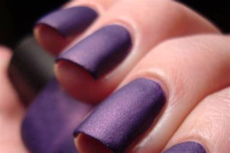 matte color nails nail trend matte nails beautylish