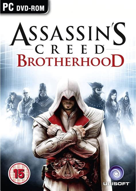 Assassins Creed Brotherhood Pc Review Any Game