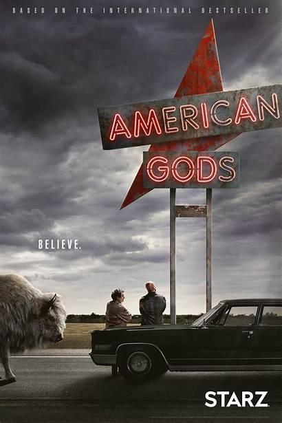 Gods American Poster Network