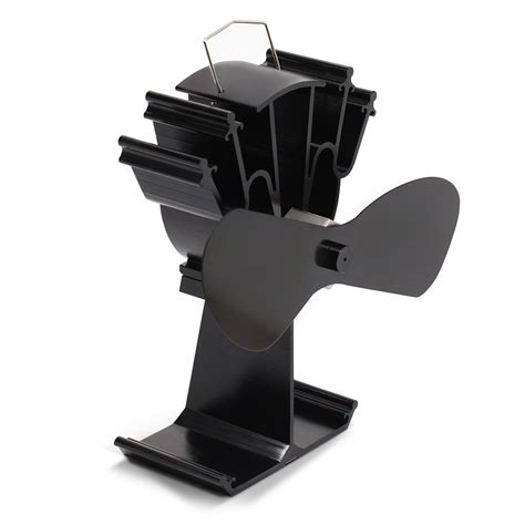 wood stove fans on top of stove kenley heat powered stove top fan for wood log coal fire