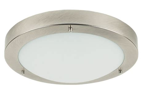 portal brushed chrome bathroom ceiling light gls review