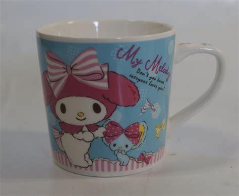 melody small mug japan goods shop