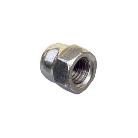 ecrou hexagonal borgne m6 acier inoxydable aisi 316