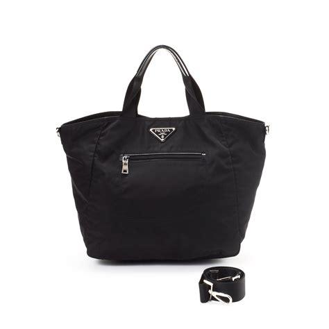 prada tessuto nylon tote prada nylon hobo handbag