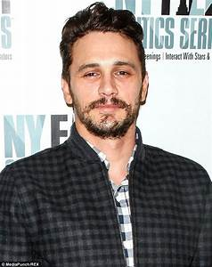 James Franco wears ridiculous facial fuzz to screening of ...