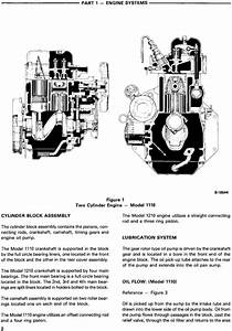 Ford 1110  1210 Tractor Service Manual  Se4300