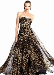 wedding dress with leopard print sangmaestro With leopard print wedding dress