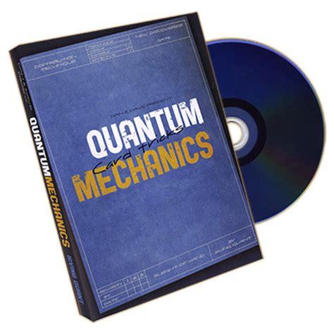 Magic Quantum 242 quantum mechanics 34 95 irving quant vanishing inc
