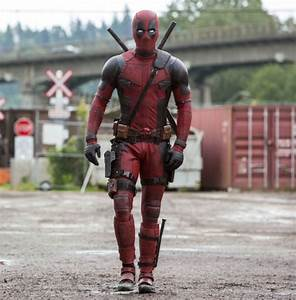 Ryan Reynolds Reveals a Secret About His Deadpool Costume