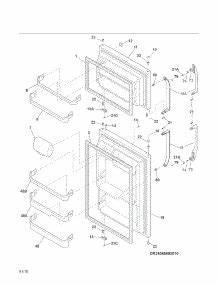 Kenmore Refrigerator 253 7041341c Manual