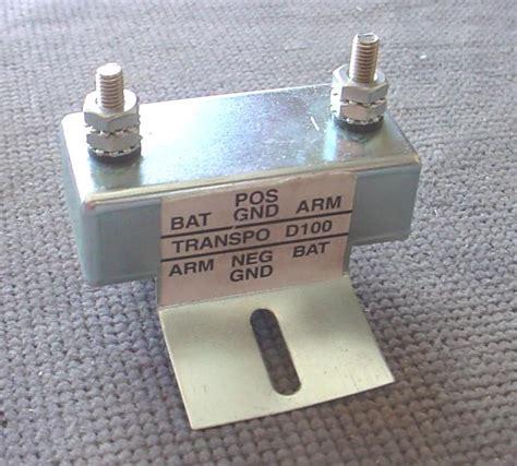 find voltage regulator transpo  tc  generator cut