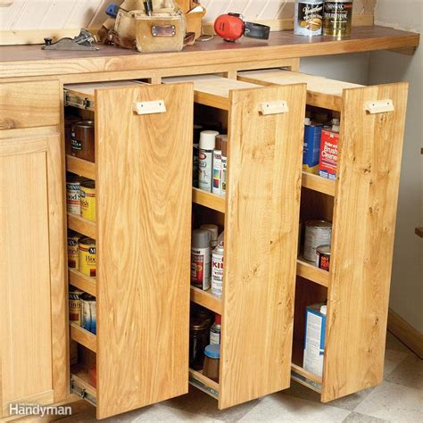 vertical pull  cabinet opendoor opendoor