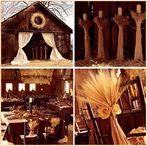 fall wedding ideas all that glitz your fall harvest wedding