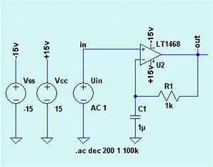 Kondensator Tau Berechnen : frequenzgang von verschiedenen operationsverst rker schaltungen ~ Themetempest.com Abrechnung