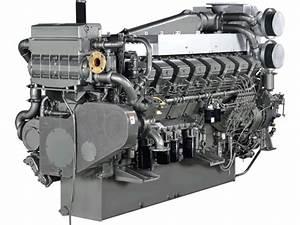 Motores Mar U00edtimos Mitsubishi