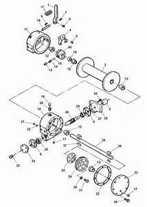 Ramsey Hydraulic Winch Parts Diagram