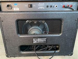 Marshall Dsl40cr 1x12 U0026quot  40 Watt Tube Guitar Combo With