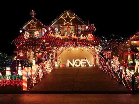 top christmas lighting displays diy