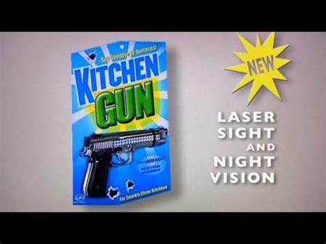 Kitchen Gun by Kitchen Gun