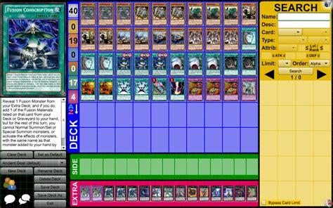Yugioh Ancient Gear Deck 2016 by Ancient Gear Revolt Yu Gi Oh Tcg Ocg Decks Yugioh