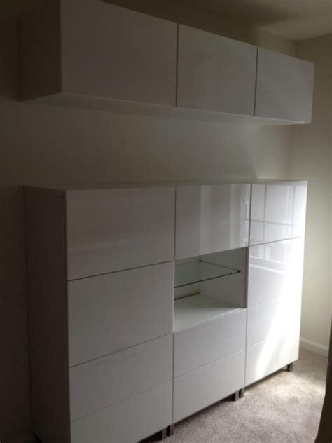 Trenton IKEA Besta Installation   Modern   New York   by