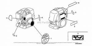 Honda Engines Gx31 Sat5 Engine  Jpn  Vin  Gcag