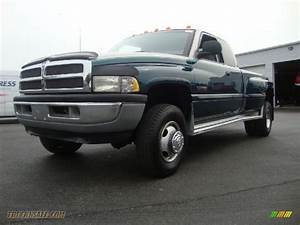 1998 Dodge Ram 3500 Laramie Slt Extended Cab 4x4 Dually In