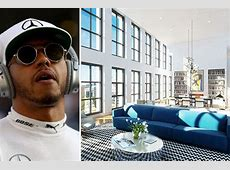 Lewis Hamilton new teammate F1 driver's Monaco flat and