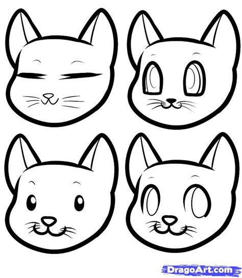 anime japanese cat how to draw anime cats anime cats step by step anime