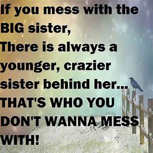 50+ Amazing Big Sister Quotes Collection - Golfian.com