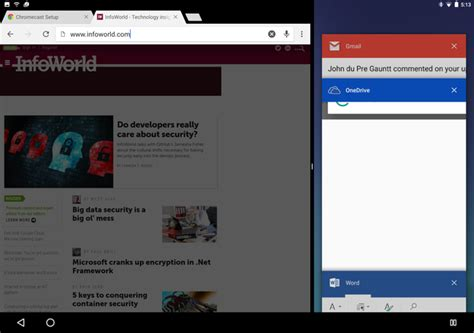 split screen app for android android nougat a yawner except on the pixel c infoworld