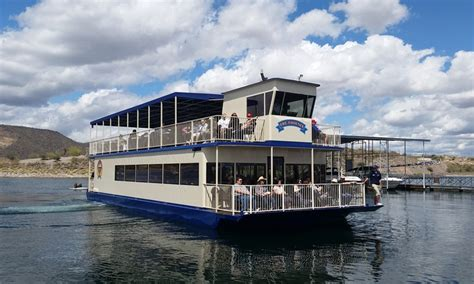 Lake Pleasant Boat Tours by Boat Cruise Lake Pleasant Cruises Groupon