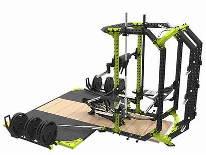 Titan Fitness Gym Equipment Rack Line Thd
