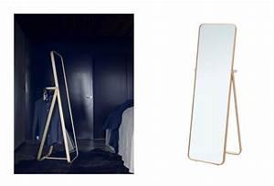 Ikea Miroir Sur Pied : tentation design miroir sur pied ikornnes d ikea blooming trend par glawdys rom o blogueuse ~ Dode.kayakingforconservation.com Idées de Décoration